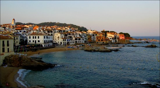 spain catalunya palafrugell beautiful view