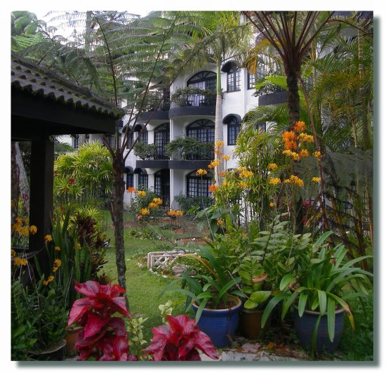 malaysia cameronhighlands architecture flora hotelfriday malax camex archm florx