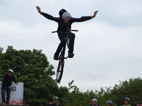 Bike Tricks Bmx your articles