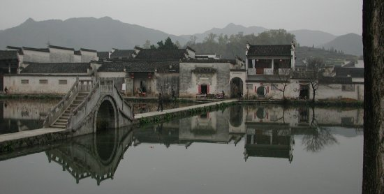 hongcunvillage anhui china