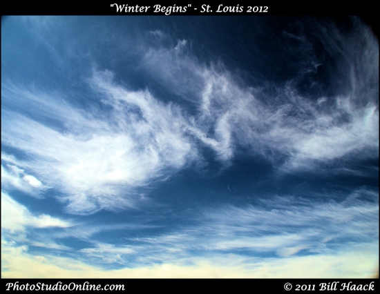 stlouis missouri usa sky clouds color winter 2012 091511