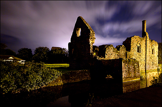 Christchurch Castle Constable House Ruins Priory