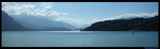 annecy france lake lac