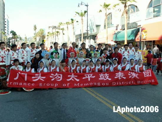 Beijing Olympic Parade At Hollywood 2127120140 2008