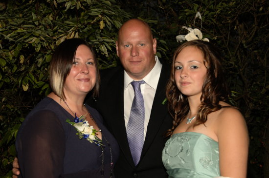 Me and my wife and daughter bex have just got back from our nephews wedding in durham!!! it was f...