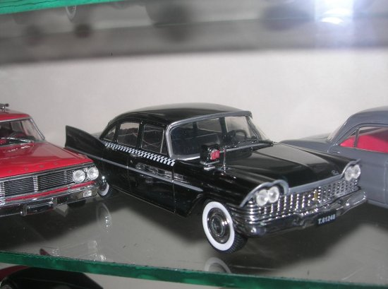 universal hobbies plymouth savoy istanbul taxi james bond car collection