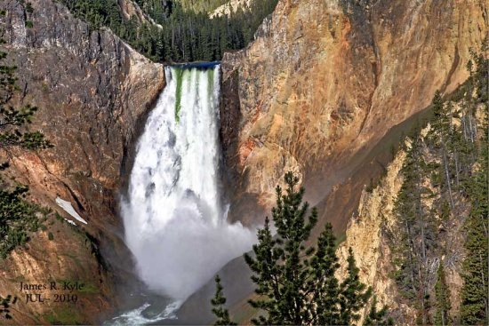 Yellowstone Landscapes NationalParks