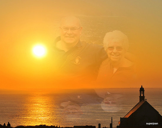 Sun Rise with Roger and Joan