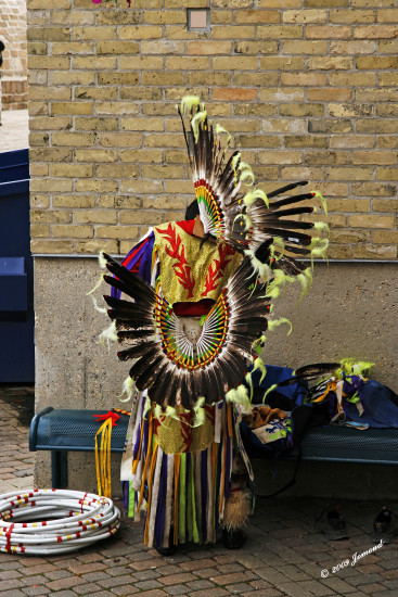 people aboriginal native powow manitoba canada