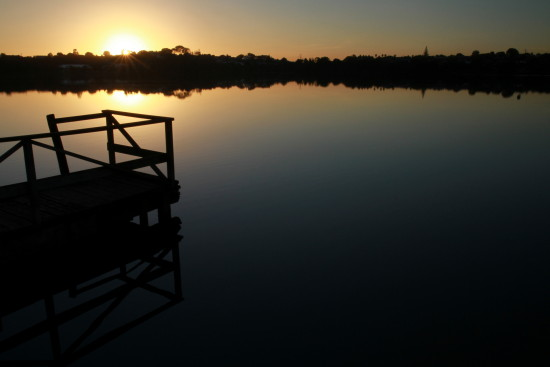 sunrise panmure basin