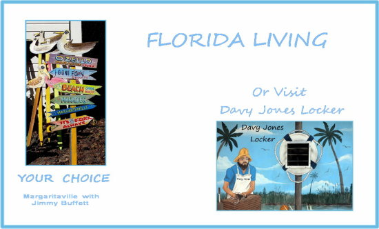 florida easy living signs