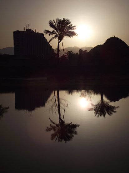 taba hilton egypt reflection holiday