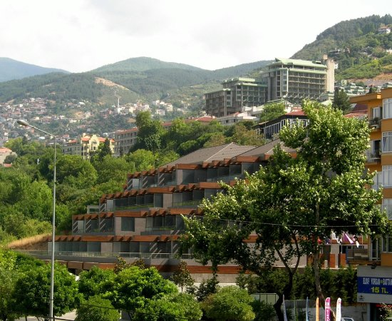 bursa turkey hotels mountains green