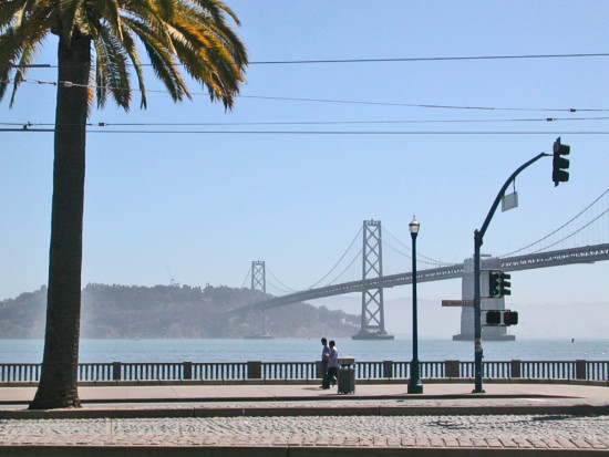 sanfrancisco bridge bay view waterfront sfwaterfrontfph island summer