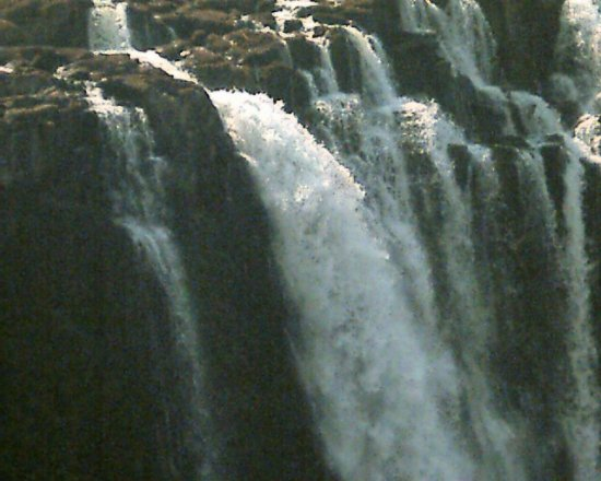 nature Zimbabwe Victoria Waterfalls