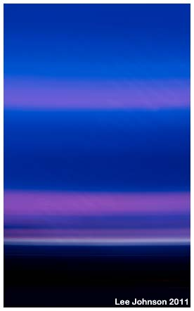 Landscape Fine Art Abstract Twilight Colours Motion Blue Spideyj
