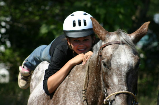 girl horse equestrian sports highschool teenager