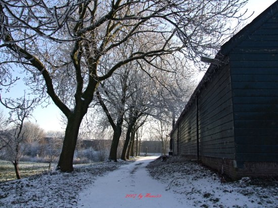 holland winter fort