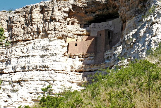 roncarlin Arizona MontezumaCastle Indian CliffDwelling