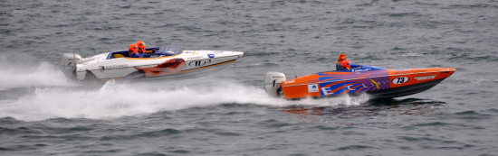 powerboats plymouth hoe