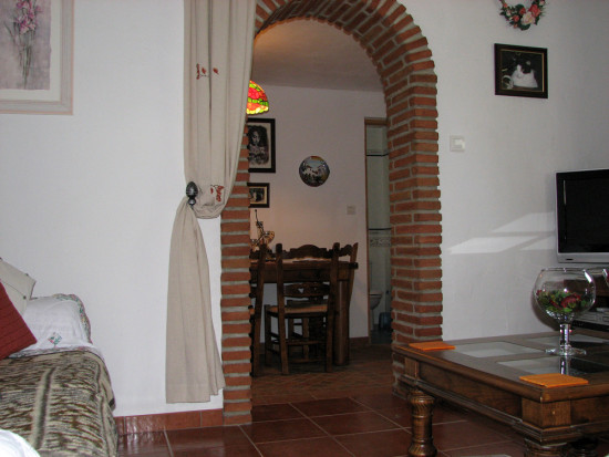 lounge home andalucia spain