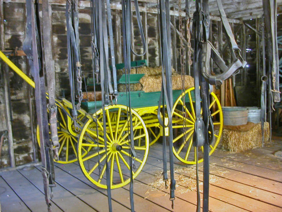 benicia beniciafph carriage historic farm implements yellow wheels