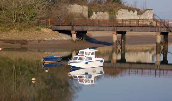 reflectionthursday fremington quay devon