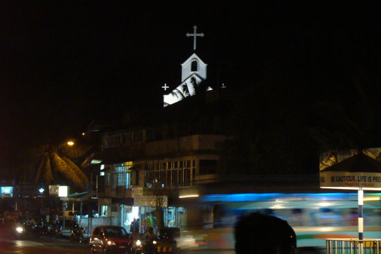 City Church Port Blair Andamanas India