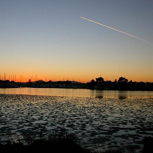 Sunset from Crown Beach, Alameda CA last year. Fotolog compressed this shot and ruined it. Not Fo...