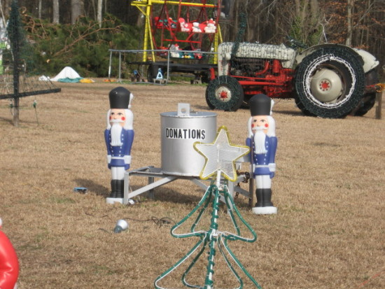 One Homes annual display on Rt 17 midway between New