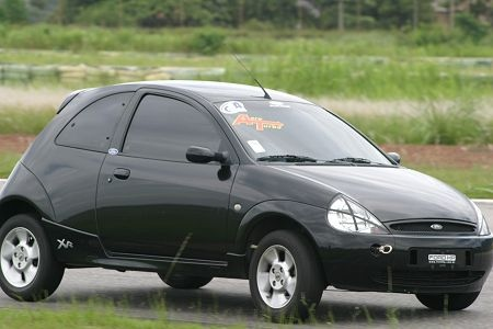Ford Ka Xr   Track Car