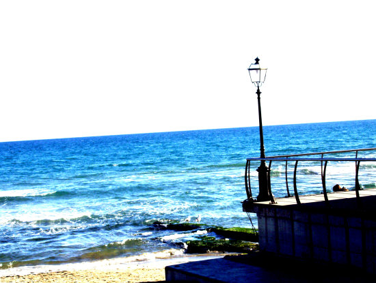 alassio savona italy liguria light sea