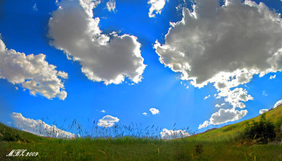 iran lorestan nature CLOUDS