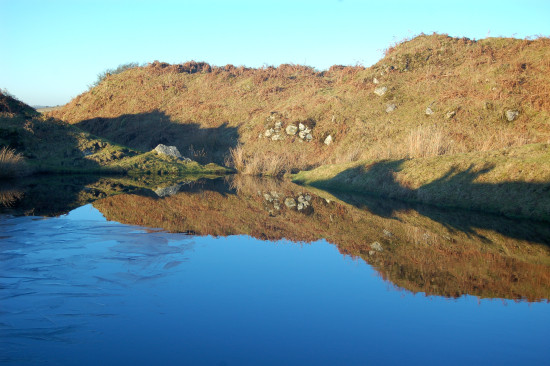 reflectionthursday bodmin moor cornwall