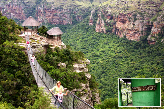 Oribi Gorge KZN South Africa