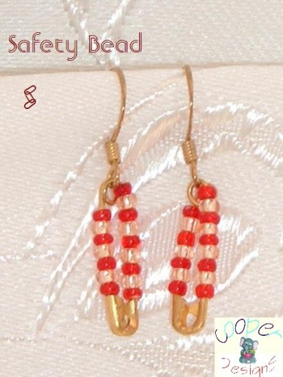 safetypin earrings jewelry