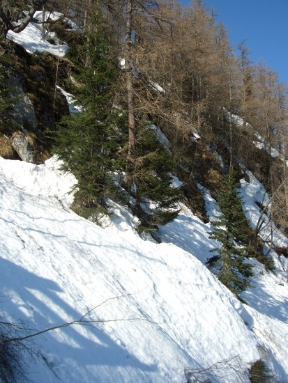 Easter - 2009 Jenner - 1874 m K�nnigssee  -  Germany