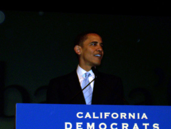 california democrat party convention san diego ca democratic barak obama