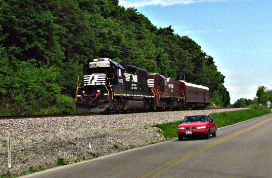 dok1 otis NS Norfolk Southern ohio