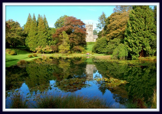 framedphotofriday arlington court devon