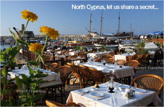 All Inclusive Kyrenia Holiday tours and guides direct traveller