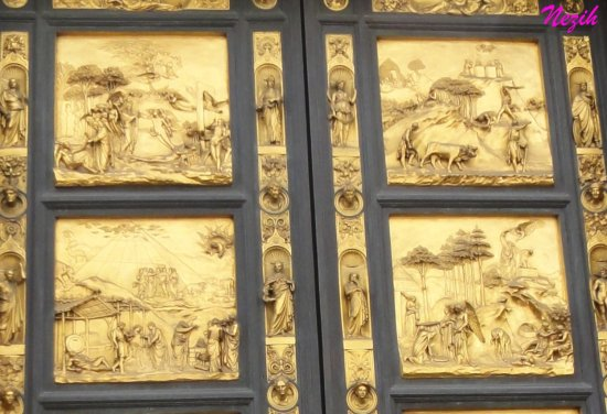 nezihmuin travel italya floransa architecture detail golden door