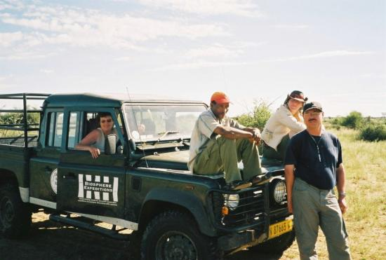Expedition Namibia 2005