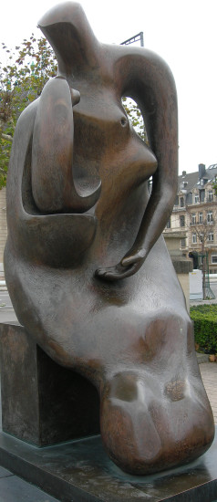 sculpture luxembourg
