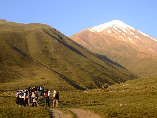 To Damavand