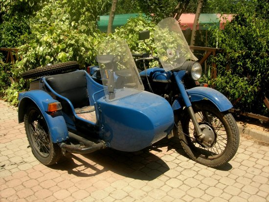 motorcycle moto side car polonezkoy istanbul bike turkey