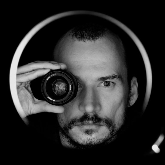 Selfpic with 50 mm  2012. Pécs