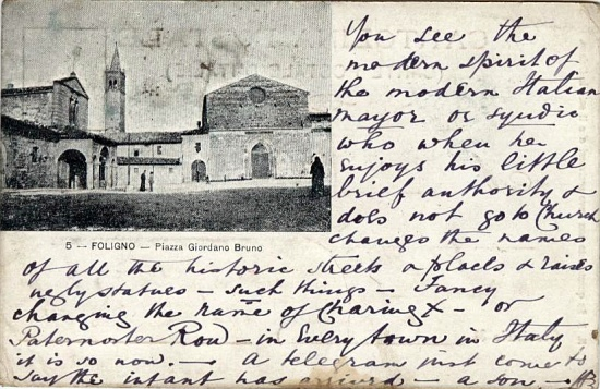 old antique postcard 1900