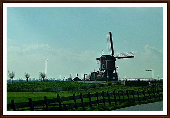 windmill millclub oudade holland