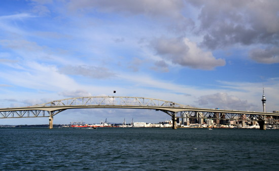 Harbour Bridge and Skytower
